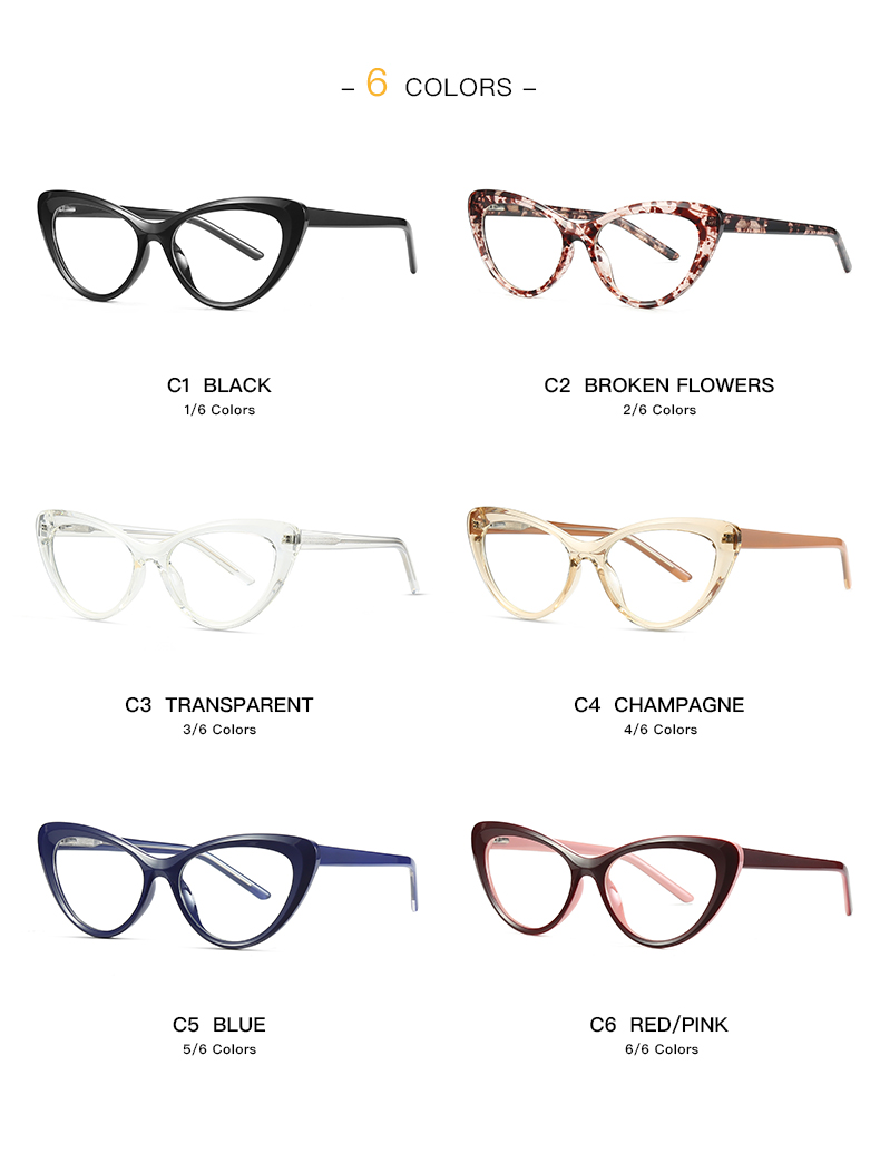 cat eyeglasses wholesale
